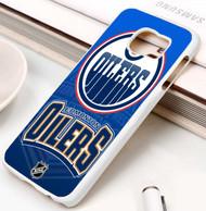 Edmonton Oilers 2 Samsung Galaxy S3 S4 S5 S6 S7 case / cases