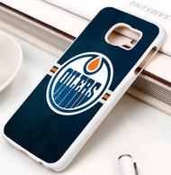 Edmonton Oilers 3 Samsung Galaxy S3 S4 S5 S6 S7 case / cases