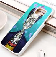 El Dia de Los Muertos FRIDA KAHLO Samsung Galaxy S3 S4 S5 S6 S7 case / cases