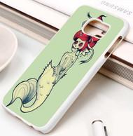 El Dia de Los Muertos mermaid Samsung Galaxy S3 S4 S5 S6 S7 case / cases
