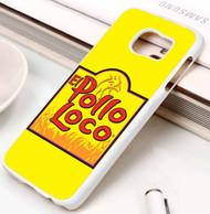el pollo loco Samsung Galaxy S3 S4 S5 S6 S7 case / cases