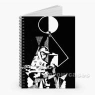 King Krule Custom Personalized Spiral Notebook Cover