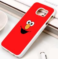 Elmo Matte Samsung Galaxy S3 S4 S5 S6 S7 case / cases