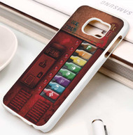 epic eight perks Samsung Galaxy S3 S4 S5 S6 S7 case / cases