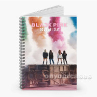 Stay Blackpink Custom Personalized Spiral Notebook Cover