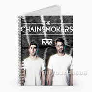 The Chainsmokers Custom Personalized Spiral Notebook Cover