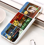 Fallout Shelter app Samsung Galaxy S3 S4 S5 S6 S7 case / cases