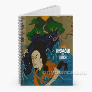 Tity Boi 2 Chainz Hibachi for Lunch Custom Personalized Spiral Notebook Cover