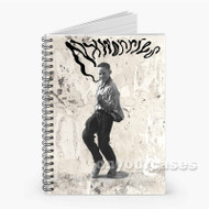 Yes Lawd Nx Worries Custom Personalized Spiral Notebook Cover