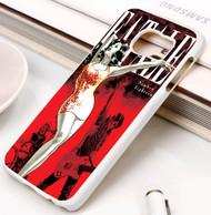 Fatale comic image comic Samsung Galaxy S3 S4 S5 S6 S7 case / cases