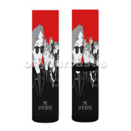 Peter Pan The Lost Boys Custom Sublimation Printed Socks Polyester Acrylic Nylon Spandex with Small Medium Large Size