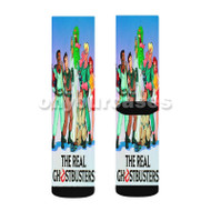 The Real Ghostbusters Custom Sublimation Printed Socks Polyester Acrylic Nylon Spandex with Small Medium Large Size
