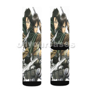 Attack on Titan Levi and Eren Custom Sublimation Printed Socks Polyester Acrylic Nylon Spandex with Small Medium Large Size