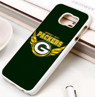 Green Bay Packers 2 Samsung Galaxy S3 S4 S5 S6 S7 case / cases