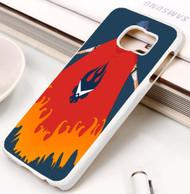 gurren lagann kamina cape Samsung Galaxy S3 S4 S5 S6 S7 case / cases