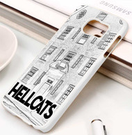 hellcats  tv show Samsung Galaxy S3 S4 S5 S6 S7 case / cases