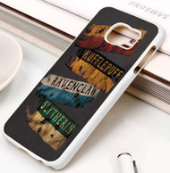 Hogwarts House Banners Samsung Galaxy S3 S4 S5 S6 S7 case / cases