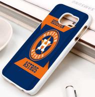 houston astros (2) Samsung Galaxy S3 S4 S5 S6 S7 case / cases