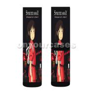 Spirirted Away Studio Ghibli Custom Sublimation Printed Socks Polyester Acrylic Nylon Spandex with Small Medium Large Size