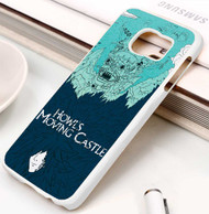 Howl's Moving Castle 2 Samsung Galaxy S3 S4 S5 S6 S7 case / cases