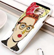 i love lucy Samsung Galaxy S3 S4 S5 S6 S7 case / cases