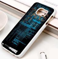 Interstellar TARS Samsung Galaxy S3 S4 S5 S6 S7 case / cases