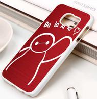 Keep calm and bah a la la la la baymax Samsung Galaxy S3 S4 S5 S6 S7 case / cases