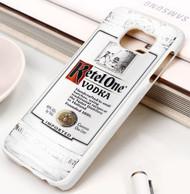 Ketel One Vodka Samsung Galaxy S3 S4 S5 S6 S7 case / cases