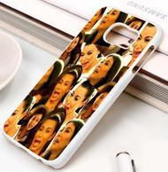 Kim Kardashian college Samsung Galaxy S3 S4 S5 S6 S7 case / cases