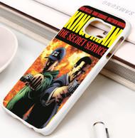 kingsman the secret service comic Samsung Galaxy S3 S4 S5 S6 S7 case / cases