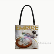 Star Wars The Force Awakens BB8 Custom Personalized Tote Bag Polyester with Small Medium Large Size
