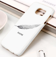 liam payne feather tattoo one direction Samsung Galaxy S3 S4 S5 S6 S7 case / cases