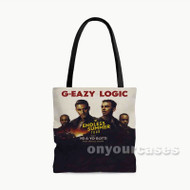 G Eazy Logic The Endless Summer Tour Custom Personalized Tote Bag Polyester with Small Medium Large Size