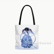 JEffery Young Thug Custom Personalized Tote Bag Polyester with Small Medium Large Size