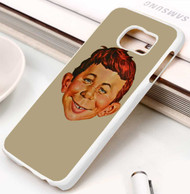 mad alfred e neuman Samsung Galaxy S3 S4 S5 S6 S7 case / cases