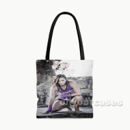 Michelle Waterson UFC Custom Personalized Tote Bag Polyester with Small Medium Large Size