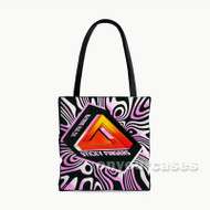 Sticky Fingers Custom Personalized Tote Bag Polyester with Small Medium Large Size