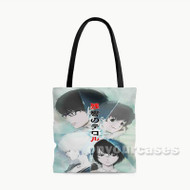 Terror in Resonance Custom Personalized Tote Bag Polyester with Small Medium Large Size