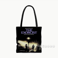 The Exorcist Custom Personalized Tote Bag Polyester with Small Medium Large Size