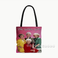 The Golden Girls Custom Personalized Tote Bag Polyester with Small Medium Large Size