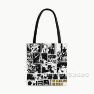 The Head and the Heart Custom Personalized Tote Bag Polyester with Small Medium Large Size
