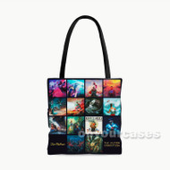 The Human Condition Jon Bellion Custom Personalized Tote Bag Polyester with Small Medium Large Size