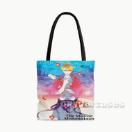 The Morose Mononokean Custom Personalized Tote Bag Polyester with Small Medium Large Size