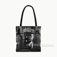 The Pretty Reckless Custom Personalized Tote Bag Polyester with Small Medium Large Size