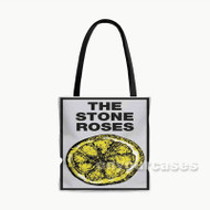 The Stone Roses Custom Personalized Tote Bag Polyester with Small Medium Large Size