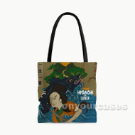 Tity Boi 2 Chainz Hibachi for Lunch Custom Personalized Tote Bag Polyester with Small Medium Large Size