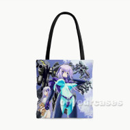 Total Eclipse Anime Custom Personalized Tote Bag Polyester with Small Medium Large Size
