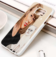 Meredith Grey Swift taylor swift Samsung Galaxy S3 S4 S5 S6 S7 case / cases
