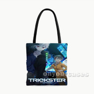 Trickster Custom Personalized Tote Bag Polyester with Small Medium Large Size