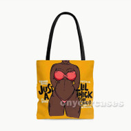 Trinidad James feat Lil Dicky Custom Personalized Tote Bag Polyester with Small Medium Large Size